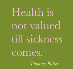 Quote from Thomas Fuller