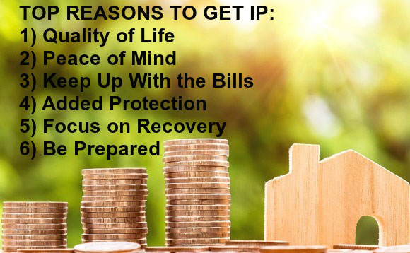 Top Reasons to get Income Protection
